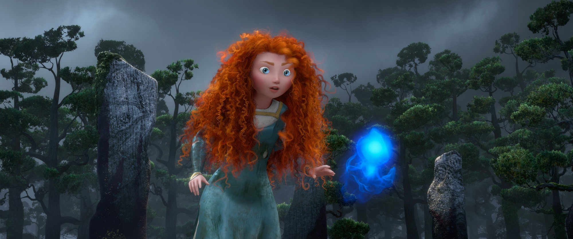 """Brave"" Trailer From Disney Released"