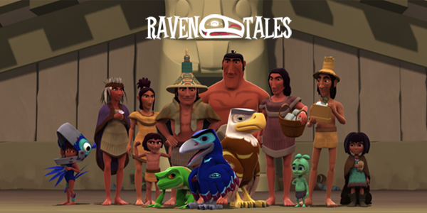 E07: How to Tell Indigenous Stories And Be Successful – An Interview with Chris Kientz of Raven Tales