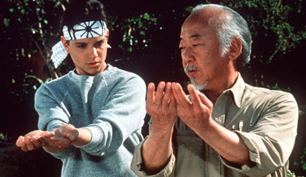 What Mr. Miyagi Taught Me About Teaching